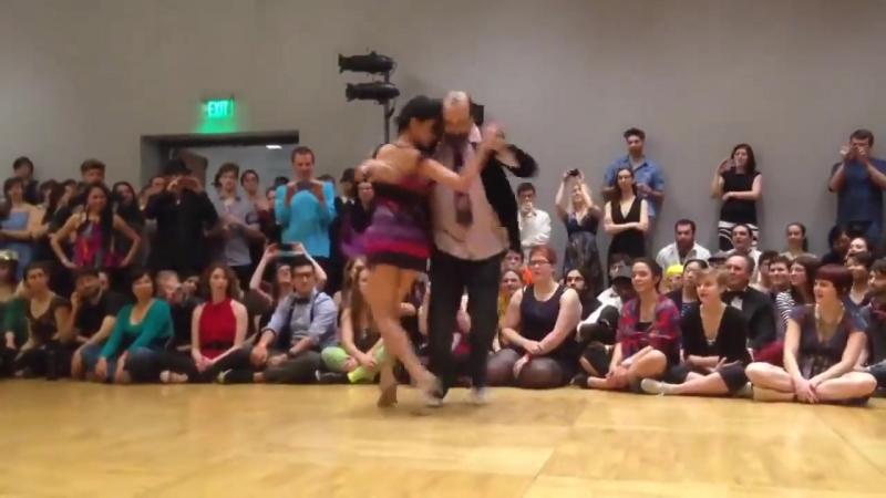 Acesta este adevarata dragoste! Si cel mai frumos dans!