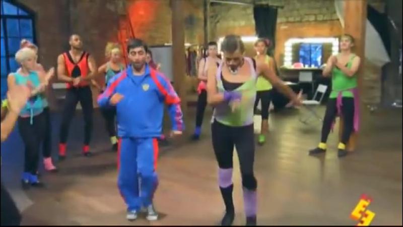 Даёшь молодёжь - Школа танцев Алекса Моралеса - Праздничная лезгинка