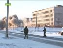 Взрыв казарм вч 01662 в Абакане