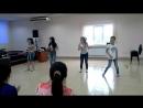 Однодневный лагерь 2014 лето. Супер танец девочек.