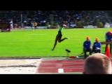 Ignisious Gaisah Long Jump 8.26m FBK 2011