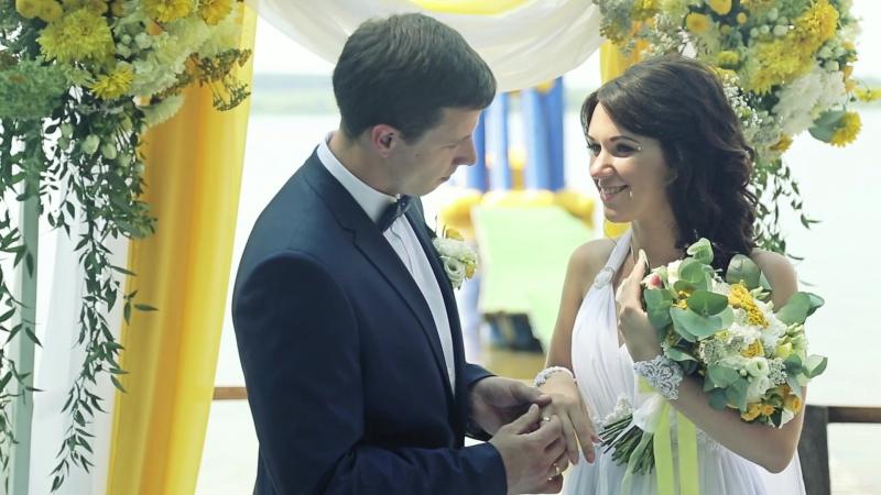 Невеста сама поёт песню для жениха / Старый Оскол 2015
