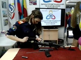 ДТК Казачий кадетский корпус. АртПрофиСлет