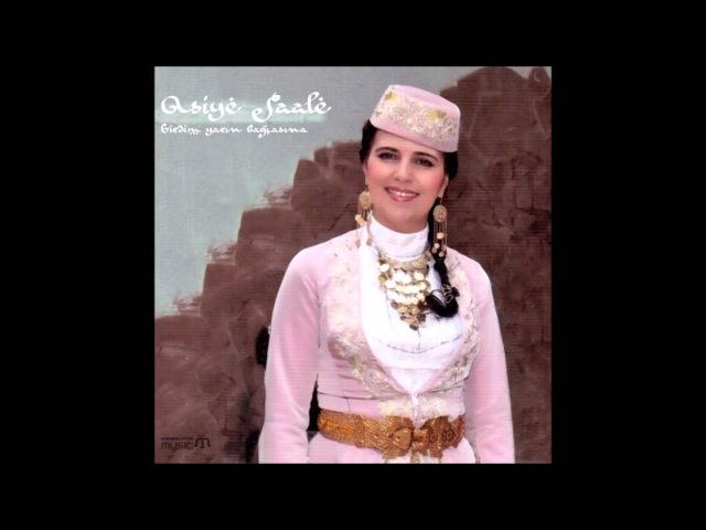 Asiye Saale - Girdim yarın bağçasına (Azərbaycan dilində) lyrics, subtitles