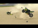 MotoGP™ Mugello 2014 -- Biggest crashes