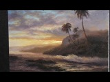 Paint with Kevin Hill - Island Sunset