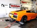 Lamborghini Murcielago Lp640 topspeed dyno run! BRUTAL