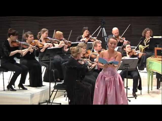 Mozart Alleluja (Julia Lezhneva, Helsinki Baroque Orchestra)
