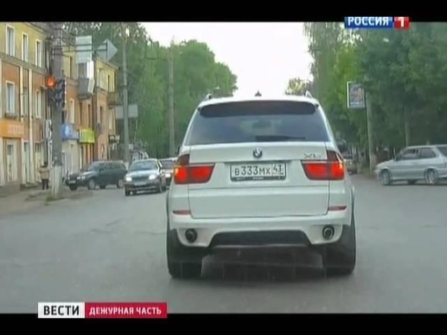 Смертельные пьяные игры на дороге (г.Киров)