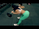 MICHELLE LEWIN Workout: Hooray! Its a BOOTY DAY!