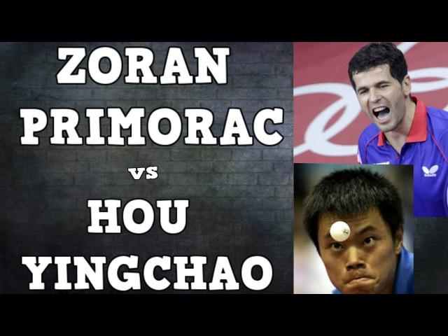 ZORAN PRIMORAC vs HOU YINGCHAO (Russian Open 2006/Full m-Short f/final)