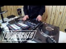 DJ TRAYZE Routine at UPPERCUTS Studio