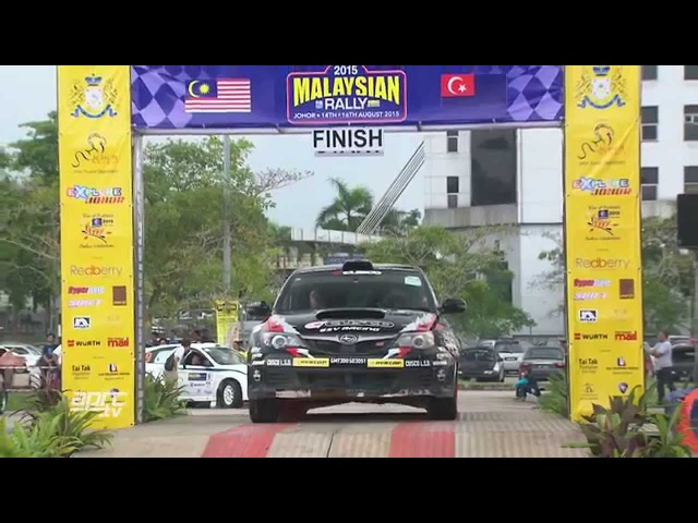 2015 FIA APRC Rd4 Malaysia 【CUSCO Promo】