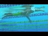 TI техника плавания кролем До и После