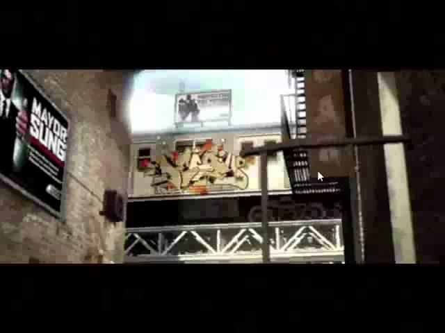 Трейлер игры Marc Ecko's Getting Up