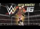 WWE 2K16 Fury : CM Punk GTS Outta Nowhere!