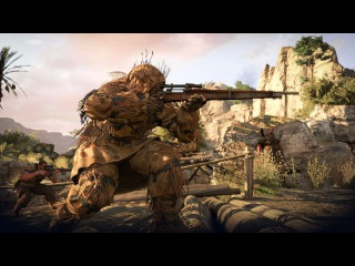 GameWorld 0180 Sniper Elite 3 Part 02 HD 60FPS