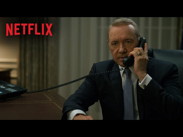 House of Cards - Season 4 | Official Trailer [HD] | Netflix