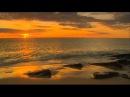 Закат на море релакс.