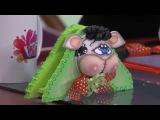 Como hacer un Servilletero con Cara de Vaca en Foamy-  Hogar Tv  por Juan Gonzalo Angel