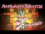 SFM FNAF| Mangled by NateWantsToBattle | COLLAB (with MineCraftGAMER)