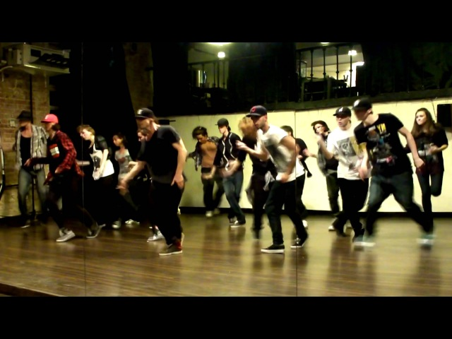 Michael Jackson - Hollywood tonight Choreo by Vlad Kuzmin