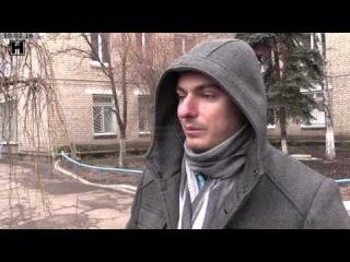Пострадавший в результате взрыва автобуса на КПП Старомихайловка рассказал подробности трагедии