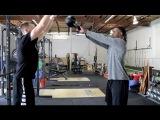 Top 10 Vertical Drills #6 Kettlebell Spike Overtime Athletes