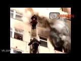 Пожар в офисном здании. Приморский край Ужас!!!