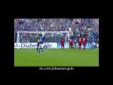 Johannes Geis amazing free kick vs Twente