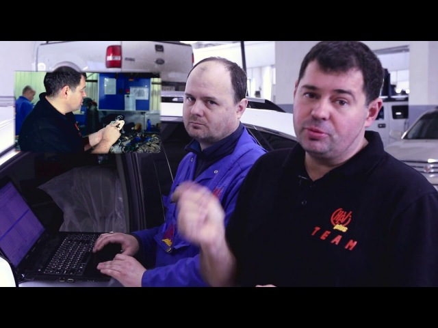 Компьютерная диагностика и типичные неисправности на автомобилях Cadillac SRX