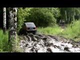Тест Драйв Нива Рысь в грязи по яйца!