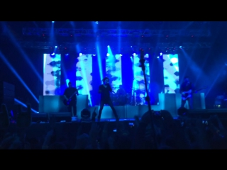 The Rasmus ( Greenfest 2015)