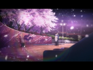 Kyoukai no Kanata Movie: I'll Be Here - Mirai-hen [RUS SUB] / За гранью: Я буду рядом - Будущее [Русские субтитры]