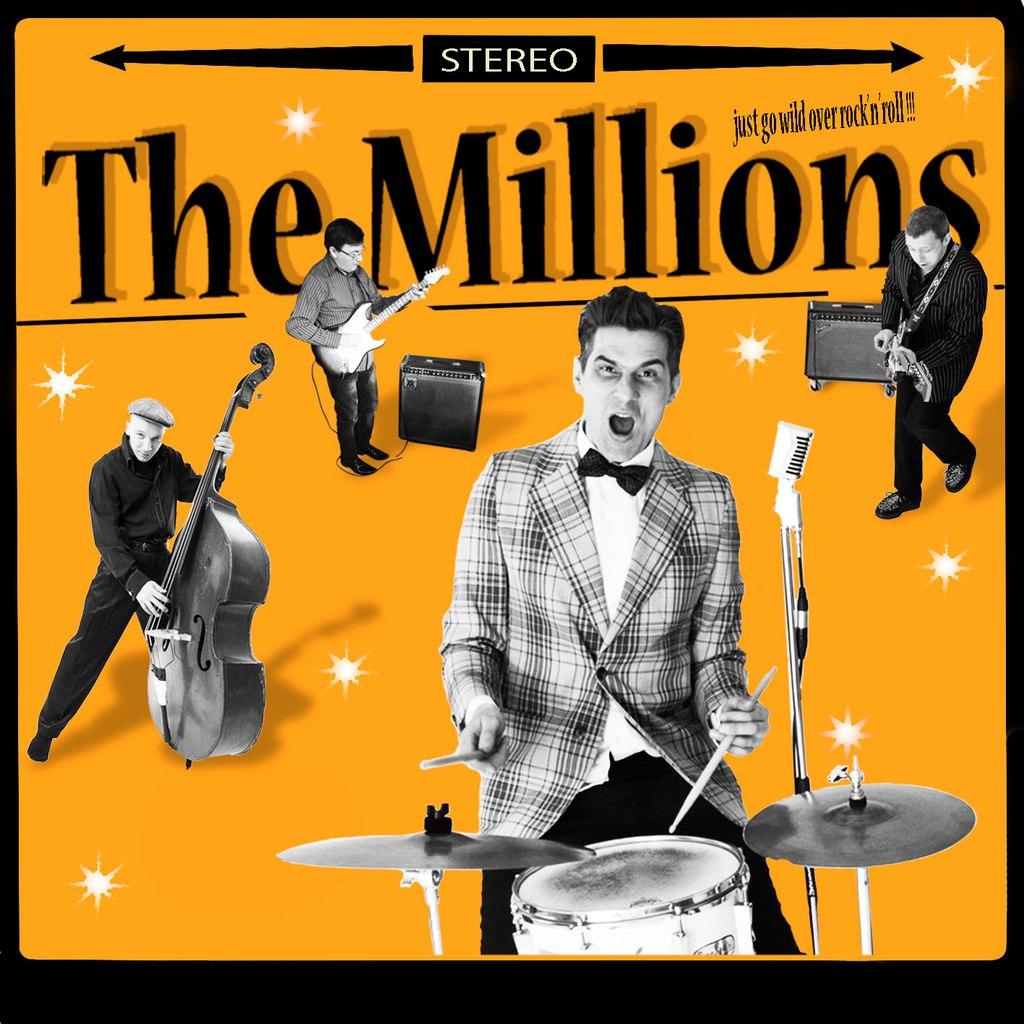 20.12 The Millions в ЧП!!! вход свободный!