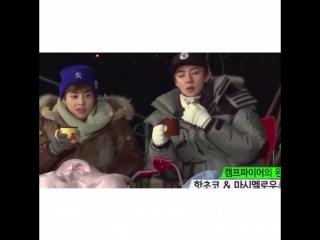 [Vine] xiumin marshmallow