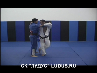 BJJ. Техника Бразильского джиу-джитсу от David Camarillo (Harai Goshi - Подхват под две ноги)
