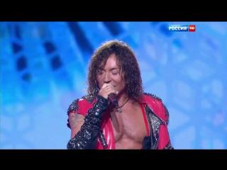 Валерий Леонтьев ‒ Танго разбитых сердец (Субботний вечер 2015) HD