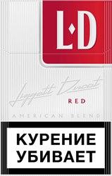 Сигареты оптом LD красное
