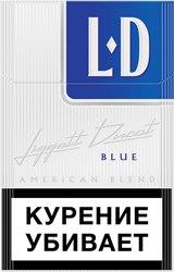 Сигареты оптом LD синий