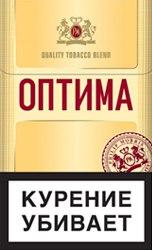 Сигареты оптом Оптима золотая