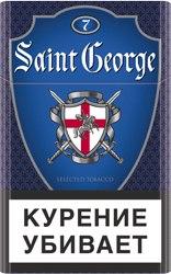 Сигареты оптом Святой георгий синий