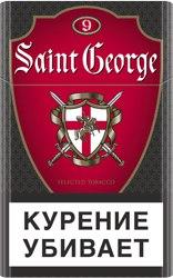 Сигареты оптом Святой георгий красный