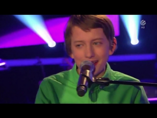 Tilman - Great Balls Of Fire - The Voice Kids (Blind Auditions 2)
