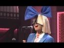 "Sia ""Alive"" Saturday Night Live»  Нью-Йорк, США. 07 11 2015 Performanc"