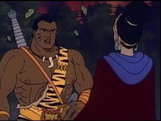 Приключения Конана-Варвара 15 серия из 65 / Conan: The Adventurer Episode 15 / Конан: Искатель Приключений 15 серия (1992 – 1993