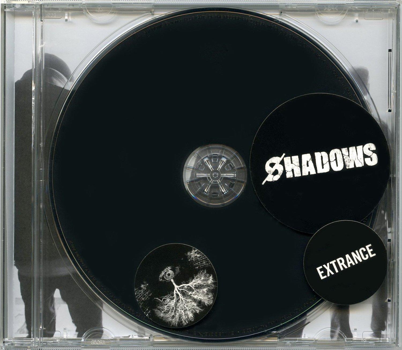 SHADOWS - Extrance [EP] (2016)