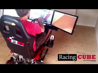Racingcube - an affordable and fast motion platform