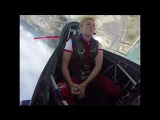 Высший пилотаж Светланы Капаниной в Олимпийском небе Сочи 2015