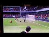 Гол Хёрста в финале ЧМ-1966: подробный повтор